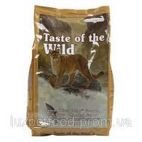 Taste Of The Wild - Canyon River Feline-сухой корм для кошек с форелью и копченым лососем акция 2кг х 2шт