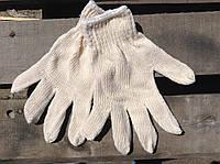 Перчатка рабочая плотная х\б, Украина