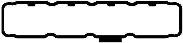 Прокладка клапанной крышки на Renault Trafic  2001->  1.9dCi  — AJUSA (Испания) - 11075000