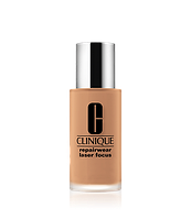 Антивозрастной тональный крем-Clinique REPAIRWEAR LASER FOCUS Anti-aging MAKEUP SPF 15(tester) Nutty