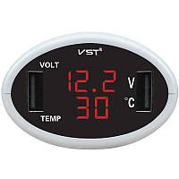 Измерительный прибор VST 708 Red (Вольтметр)