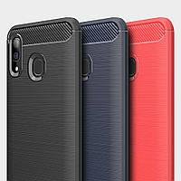 Чехол-бампер Slim Series для Samsung Galaxy A30 (Самсунг )