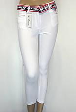 Жіночі білі штани , фото 3