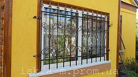Решетки кованые на окна (г. Киев) 1