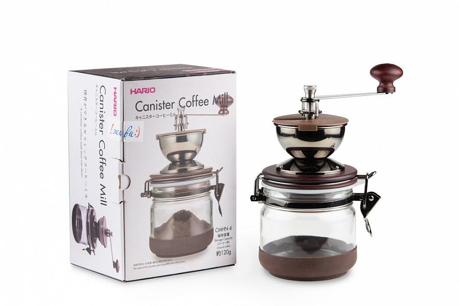 Кофемолка ручная CMHN-4 HARIO