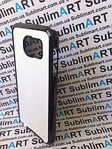 Чехол для 2D сублимации пластиковый на Samsung Galaxy S6 черный, фото 3