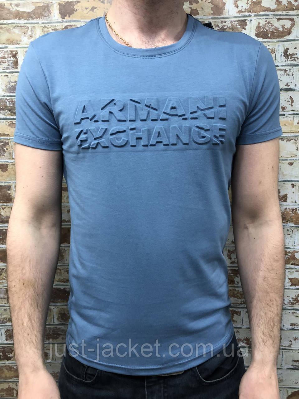 aed94d5b3629d Мужская футболка Armani 13822: продажа, цена в Черновцах. футболки и ...