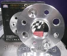 Проставки колес, SS20 ВАЗ 2108, 2109, 2110, 2112, 2114, 2115, Калина, Приора 20 мм