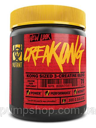 Креатин суміш Mutant Creakong 300 г (75 порцій), фото 2