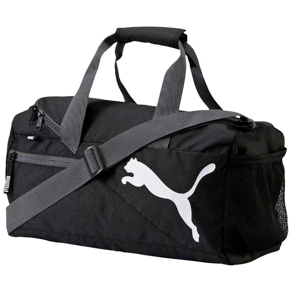 ce5a491a0f76 Сумка Puma Fundamentals Sports Bag XS Black (35QW) - iBAG Store в Киеве