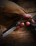 Нож коллекционный,  дамасская сталь., фото 3