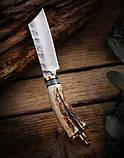 Нож коллекционный,  дамасская сталь., фото 4