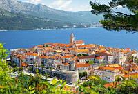 Пазлы Korcula, Croatia на 3000 элементов