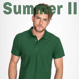 Мужские рубашки-поло, модель SOL'S SUMMER II, Франция, 21 цвет, размеры от XS до XXL
