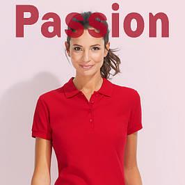 Женские рубашки-поло, модель SOL'S PASSION, Франция, 20 цветов, размеры от S до XXL