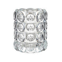 FLEST  Подсвечник для греющей свечи, прозрачное стекло