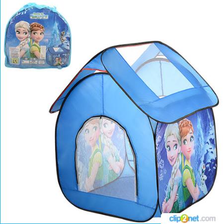 Детская палатка Холодное сердце (Frozen) M 3096 ***