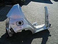Четверть ліва права задня 08-12 Sandero Dacia Renault Сандеро Дачія