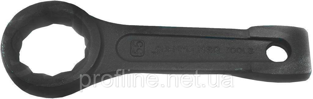 Ключ накидной ударный 32 мм, L=190 мм Force 79332 F, фото 2