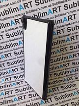 Чехол для 2D сублимации пластиковый на Sony Xperia Z4 черный, фото 3