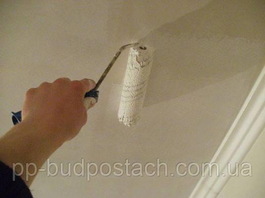 Як відмити водоемульсійну фарбу