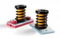Пружиннo-эластомерные виброизоляторы Vibrofix Spring DSD