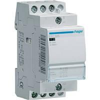 Контактор Hager ESC325 - 230В/25A, 3НО