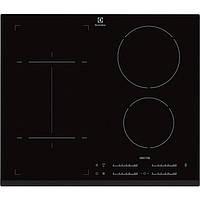 Варочная индукционная панель независимая Electrolux EHI6540FHK