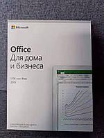 ПО Microsoft Office Для дома и бизнеса 2019 Russian Medialess (T5D-03248) NEW