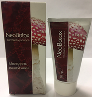 NeoBotox - омолоджуючий крем з екстрактом Мухомора, фото 1