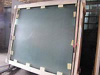 Стекло армированное бесцветное, толщиной 6мм.