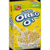 Кукурузные хлопья OREO O'S Golden (Кольца)