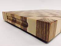 Доска для кухни - надёжная «Шахматная мозаика»