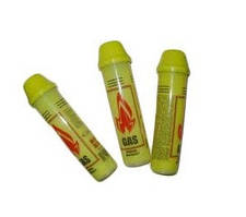 "Газ для зажигалок ""Изобутан"" желтый 100 мл."