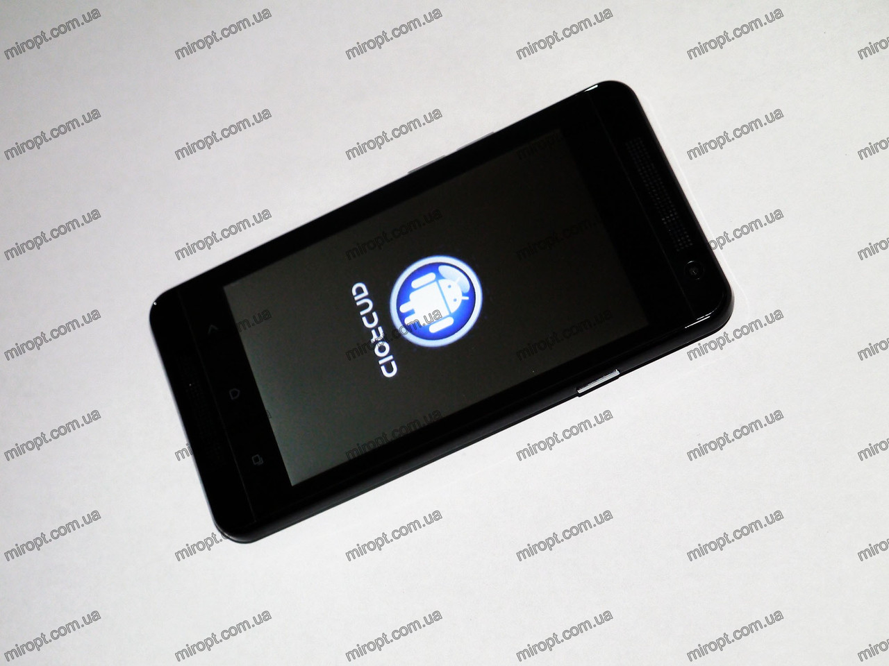 Телефон HTC ONE mini Black - 2Sim + 4'' + Android4 + чехол, фото 1
