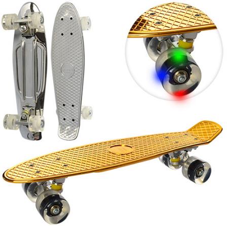 Скейт  MS 0296 Пенни борд ( Penny Board)