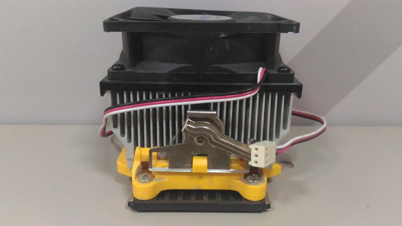 Вентилятор, кулер, система охлаждения CPU AMD ZALMAN, 3-pin
