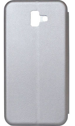 Чехол-книжка SA J610/J6+ (2018) Wallet Gray, фото 2