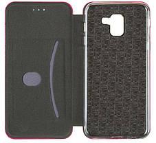 Чехол-книжка для Samsung J6+ (J610F) Pink G-case Ranger, фото 3