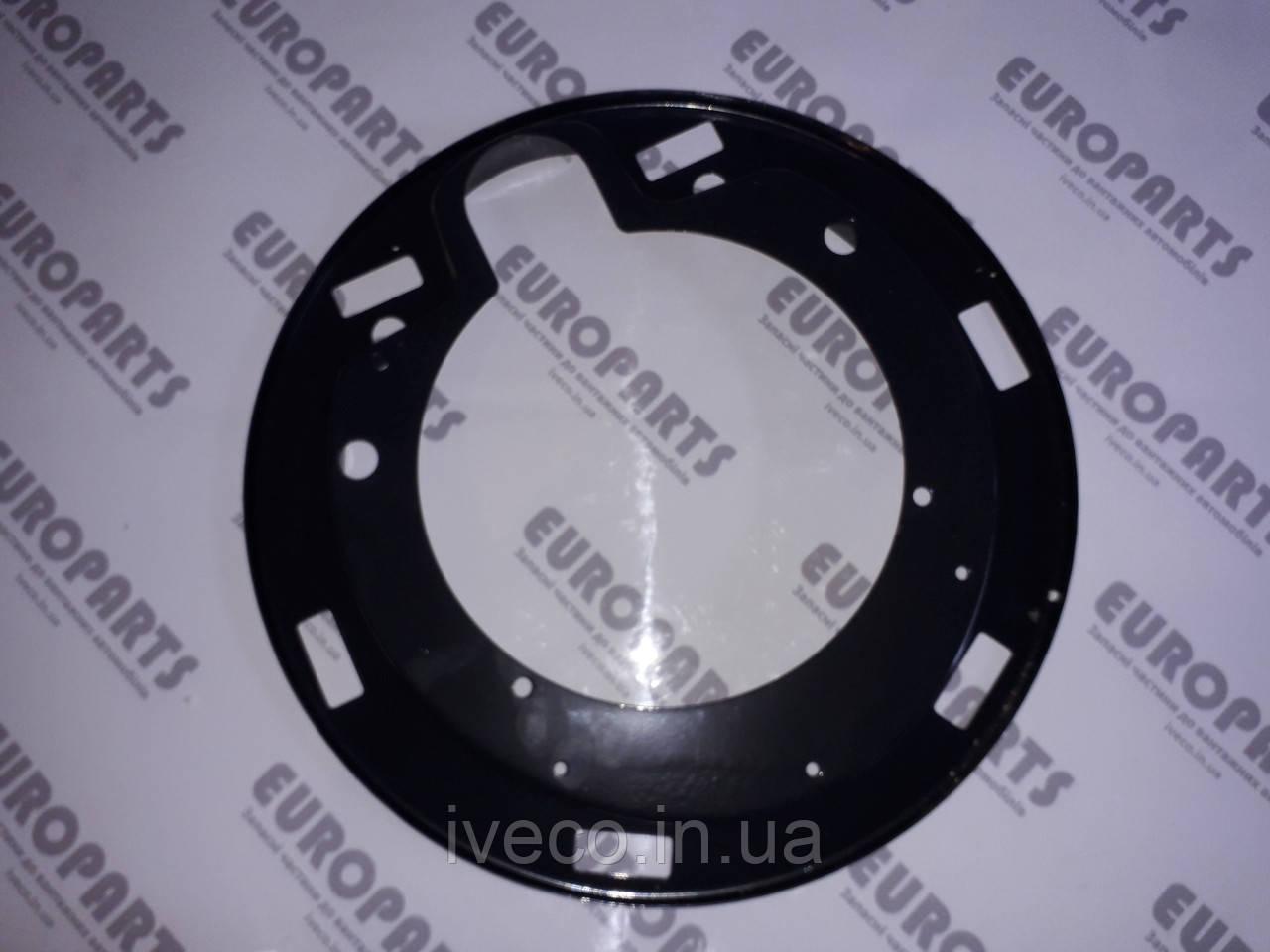 93192927 защита колодок пыльник тормозного барабана Ивеко Евротех Евростар Iveco Eurotech Eurostar