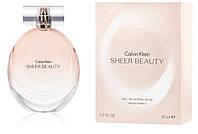 Calvin Klein Sheer Beauty edt 50 ml
