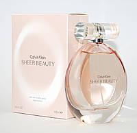 Calvin Klein Sheer Beauty 100 ml TEST