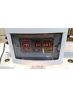Инкубатор Курочка Ряба в пластиковом корпусе на 56 яиц, автомат, цифровой, вентилятор, 4 лампочки