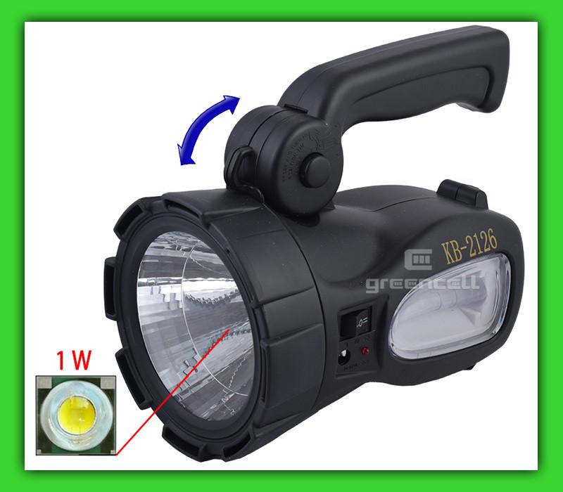 Фонарь ZUKE ZK L 2126 1W LED