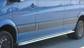 Пороги площадка для Acura MDX (06-13)