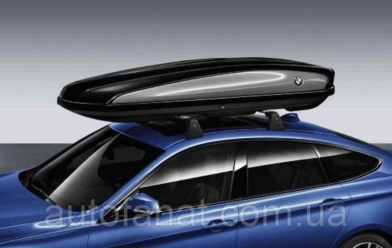 Оригинальный багажный бокс  320 L черный BMW 3 (F34) GT (82732209907)