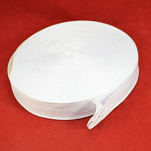 Лента киперная белый 3 см