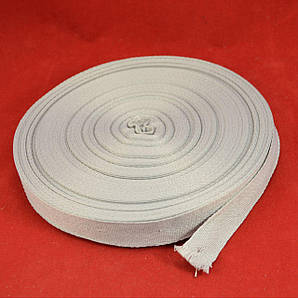 Лента киперная серый 2 см