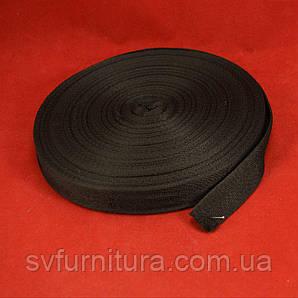 Лента киперная черный 2 см