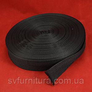 Лента киперная черный 3 см